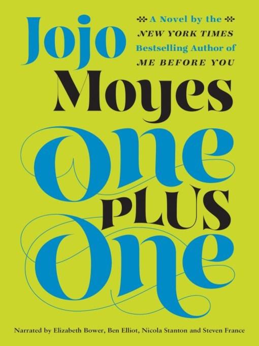 Title details for One Plus One by Jojo Moyes - Wait list