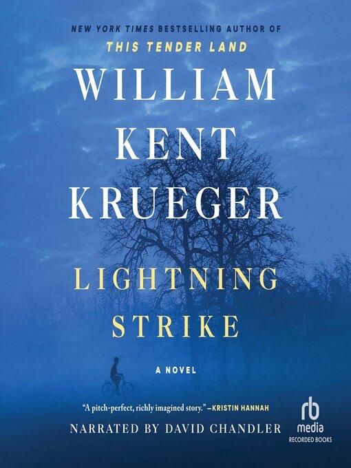 Title details for Lightning Strike by William Kent Krueger - Wait list