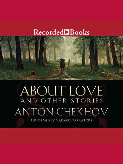 Cover image for About Love and Other Stories
