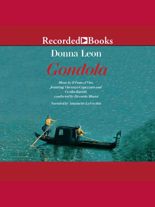 Title details for Gondola by Donna Leon - Wait list