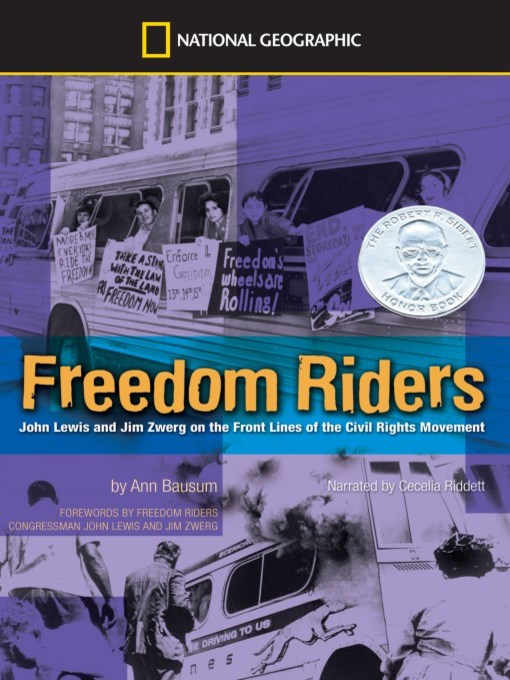 Title details for Freedom Riders by Ann Bausum - Available