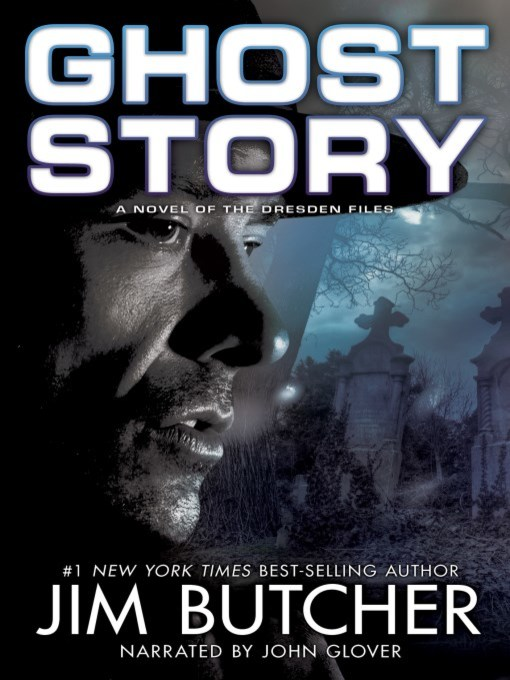 Title details for Ghost Story by Jim Butcher - Wait list