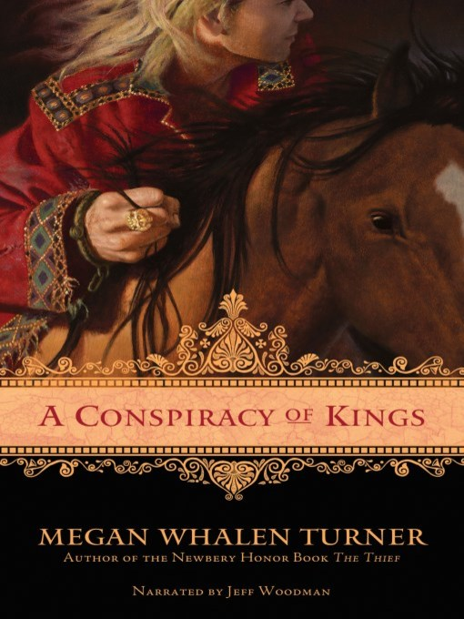 Cover of A Conspiracy of Kings