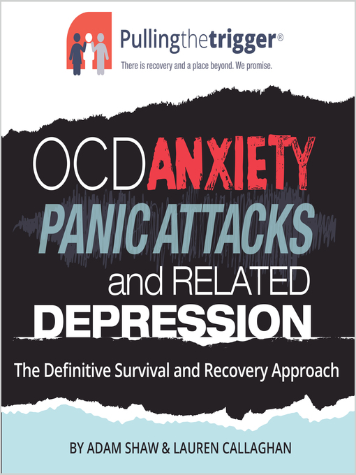 Cover of OCD, Anxiety, Panic Attacks and Related Depression