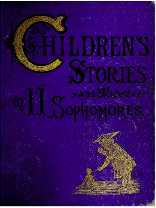 Cover of Stories for children