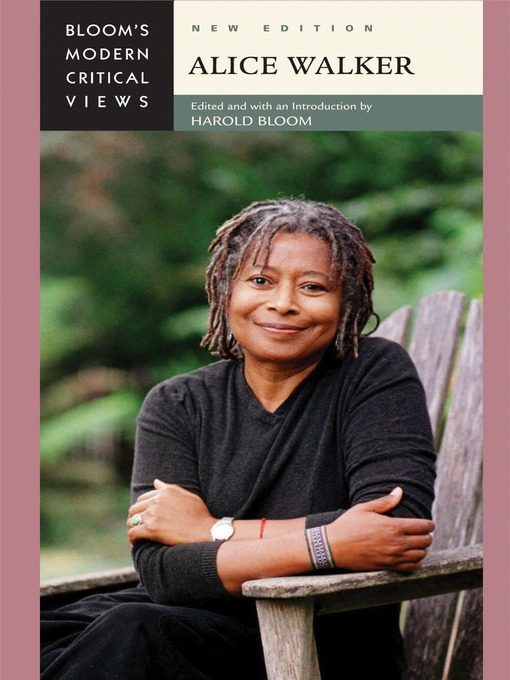 an introduction to the love of women in the literature by alice walker Alice walker, novelist and the literature religion & spirituality in love and trouble: stories of black women alice walker, trade paperback, 1974 (reprint).