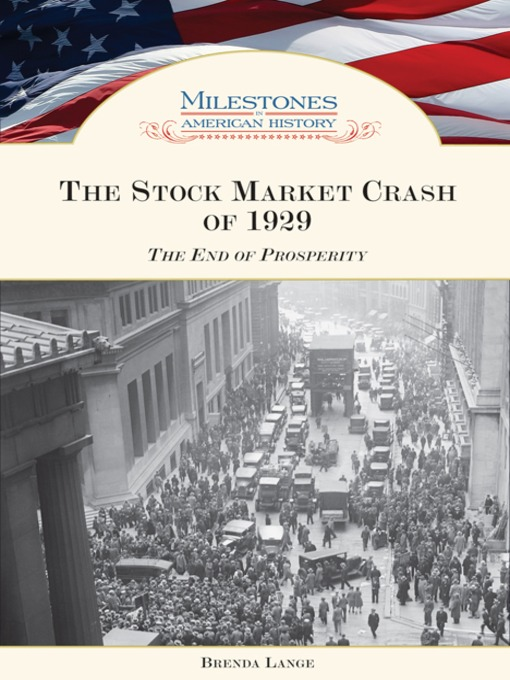 stock market crash of 1929 present Little traders 2 download great documentary about the 1920s stock market and the crash of 1929: we have taken the liberty to actually present you digital.