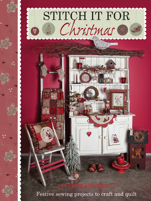 Title details for Stitch it for Christmas by Lynette Anderson - Available