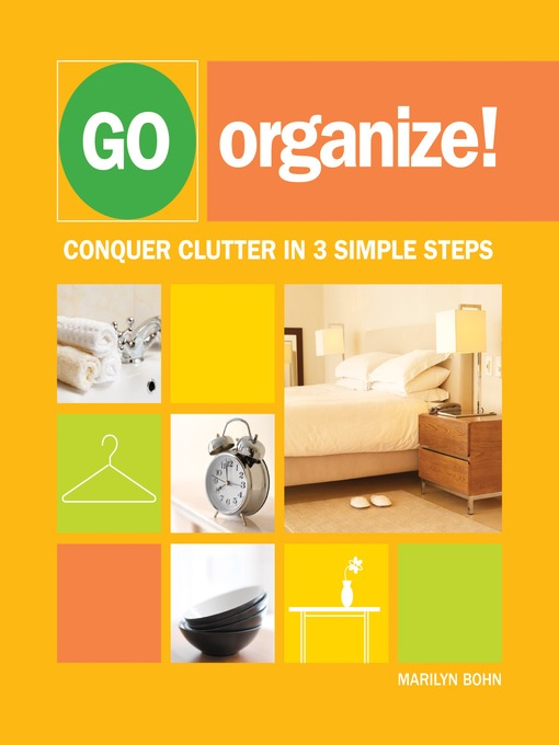 Cover of Go Organize!