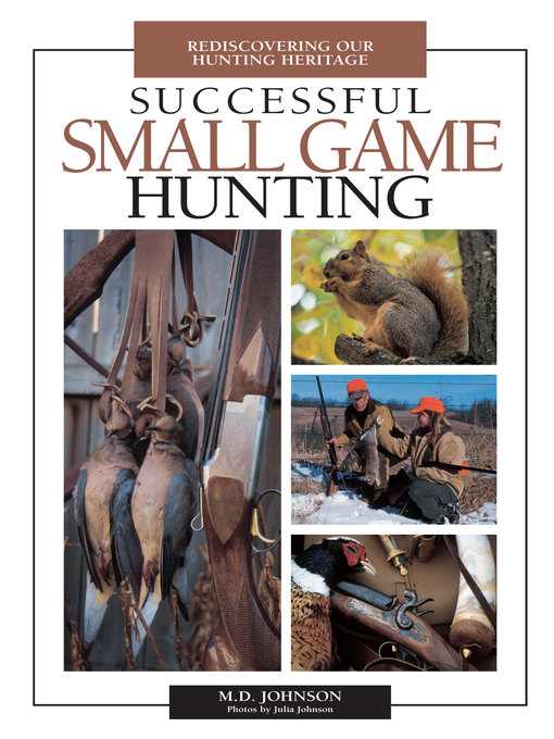 Title details for Successful Small Game Hunting by M. Johnson - Available