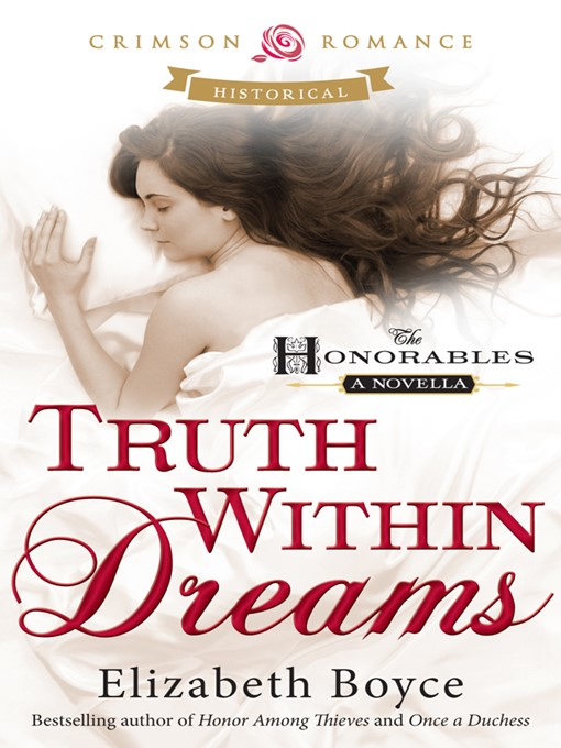 Title details for Truth Within Dreams by Elizabeth Boyce - Available
