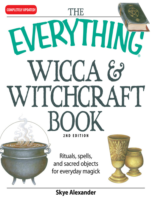 Title details for The Everything Wicca and Witchcraft Book by Skye  Alexander - Available