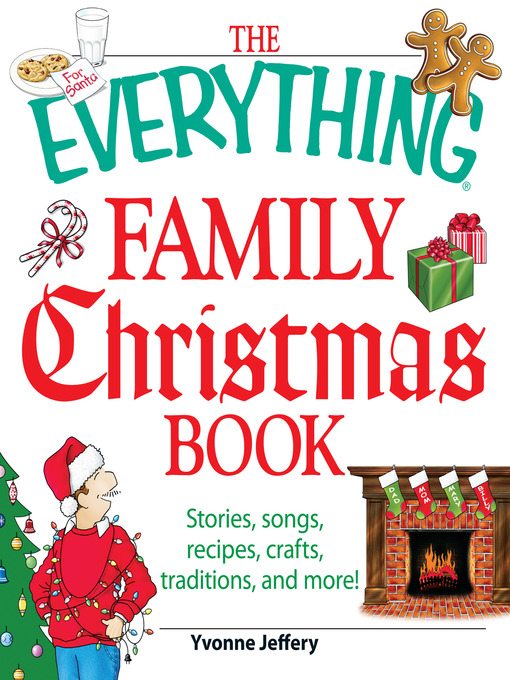 Title details for The Everything Family Christmas Book by Yvonne Jeffrey - Available