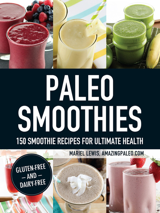 Title details for Paleo Smoothies by Mariel Lewis - Available