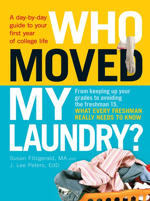 Title details for Who Moved My Laundry? by Susan Fitzgerald - Available