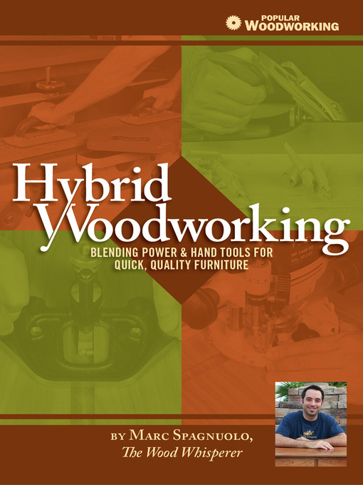 Title details for Hybrid Woodworking by Marc Spagnuolo - Wait list
