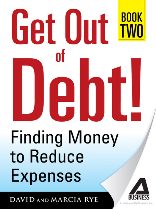Title details for Get Out of Debt! Book Two by David Rye - Wait list