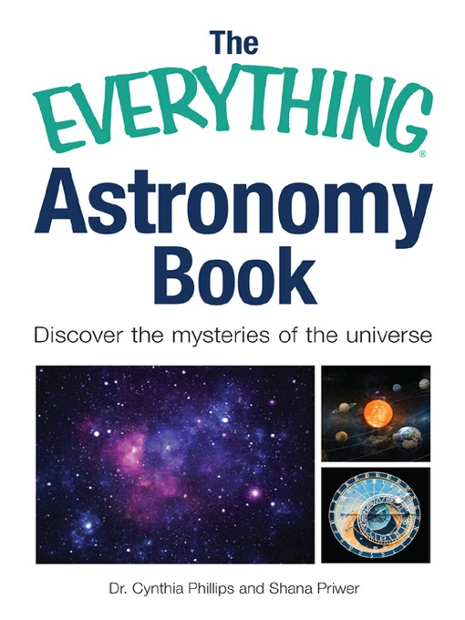 Title details for The Everything Astronomy Book by Dr. Cynthia Phillips - Available