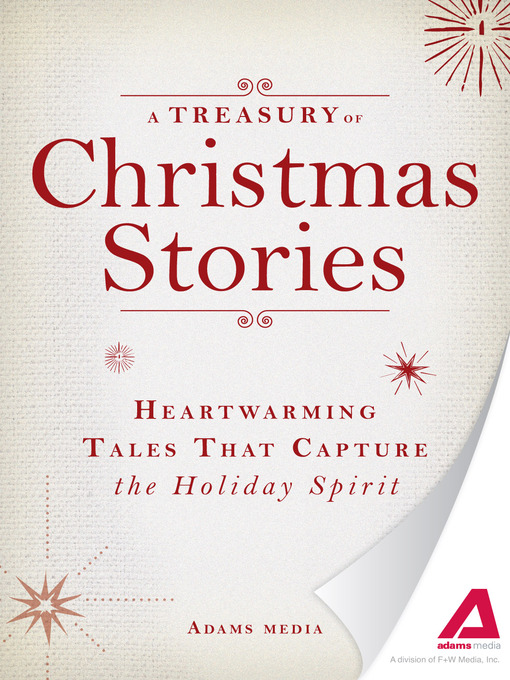 Title details for A Treasury of Christmas Stories by Editors of Adams Media - Available