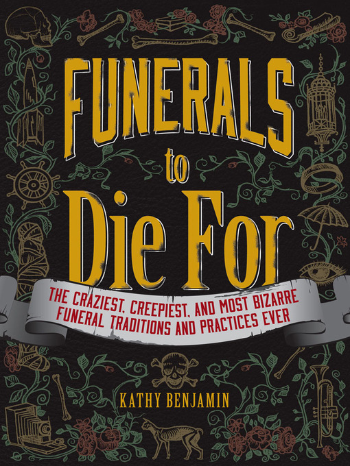Title details for Funerals to Die For by Kathy Benjamin - Available