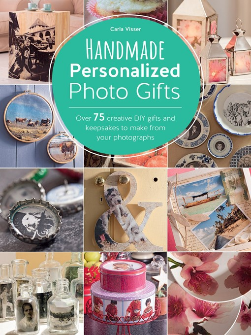 Title details for Handmade Personalized Photo Gifts by Carla Visser - Wait list