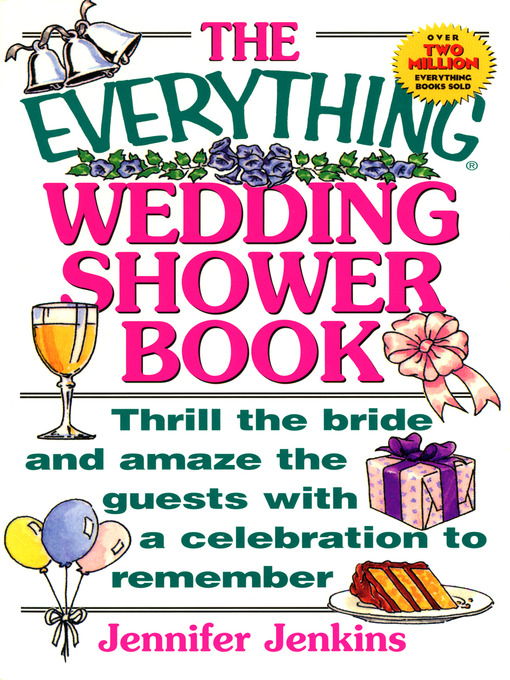 Title details for The Everything Wedding Shower Book by Jennifer Jenkins - Available