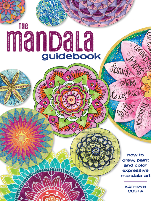 Title details for The Mandala Guidebook by Kathryn Costa - Available