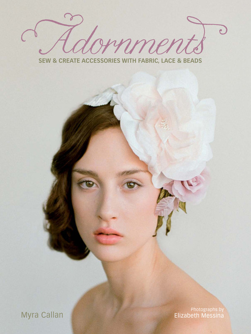 Title details for Adornments by Myra Callan - Wait list