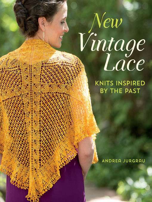 Cover of New Vintage Lace