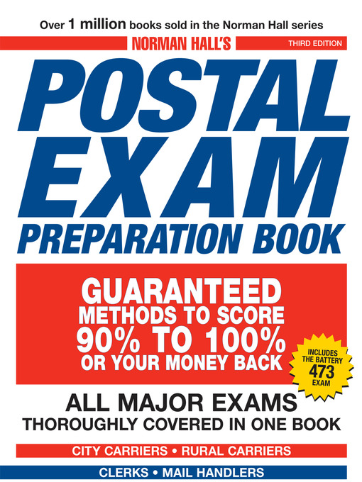 Title details for Norman Hall's Postal Exam Preparation Book by Norman  Hall - Available