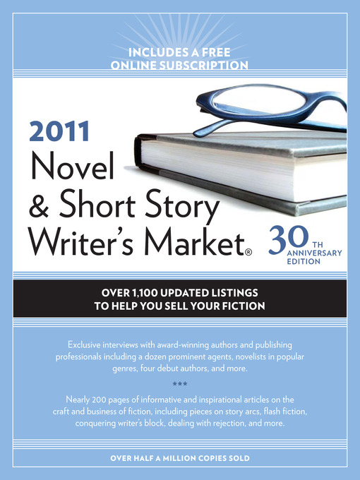 Title details for 2011 Novel and Short Story Writer's Market by Alice Pope - Available