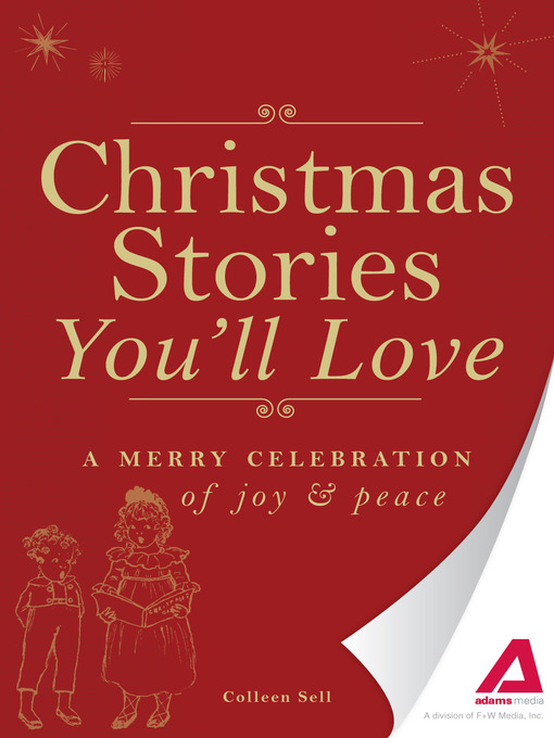 Cover image for Christmas Stories You'll Love