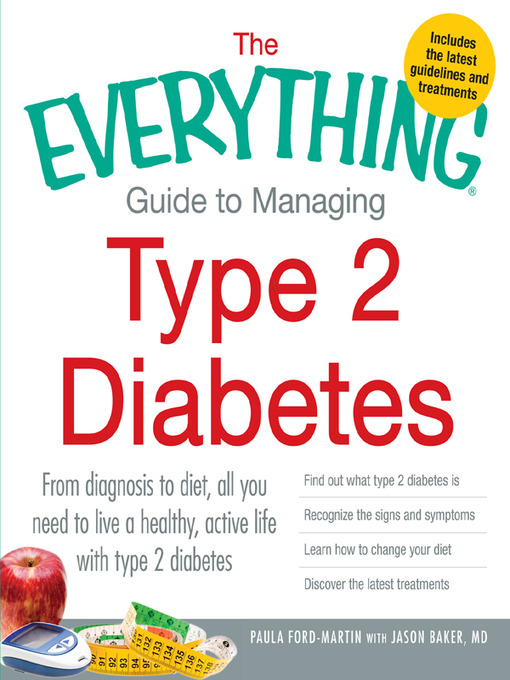The Everything Guide To Managing Type 2 Diabetes National Library