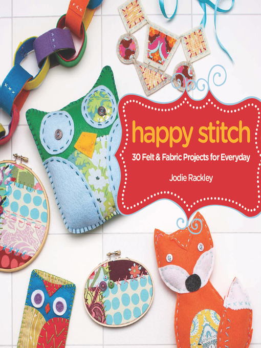 Title details for Happy Stitch by Jodie Rackley - Available