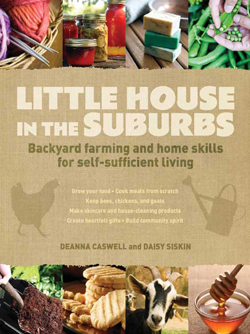 Title details for Little House in the Suburbs by Deanna Caswell - Wait list