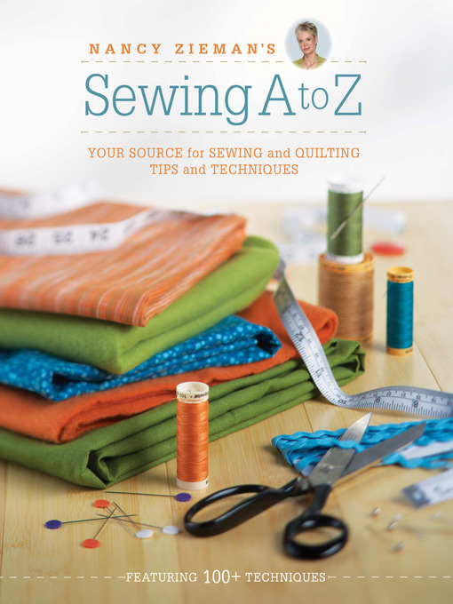 Title details for Nancy Zieman's Sewing A to Z by Nancy Zieman - Available