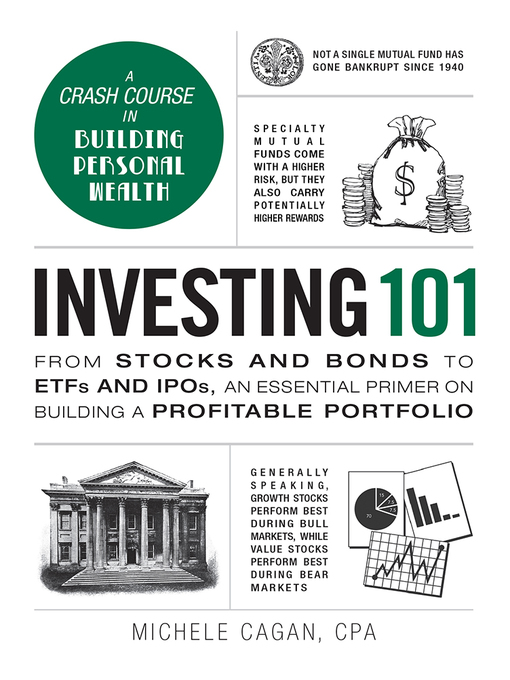 Title details for Investing 101 by Michele Cagan - Available