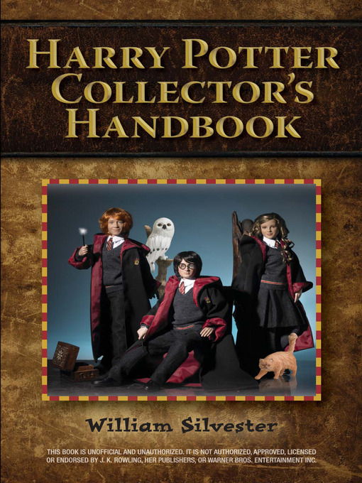 Title details for Harry Potter Collector's Handbook by William Silvester - Wait list