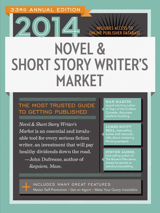 Title details for 2014 Novel & Short Story Writer's Market by Rachel Randall - Available