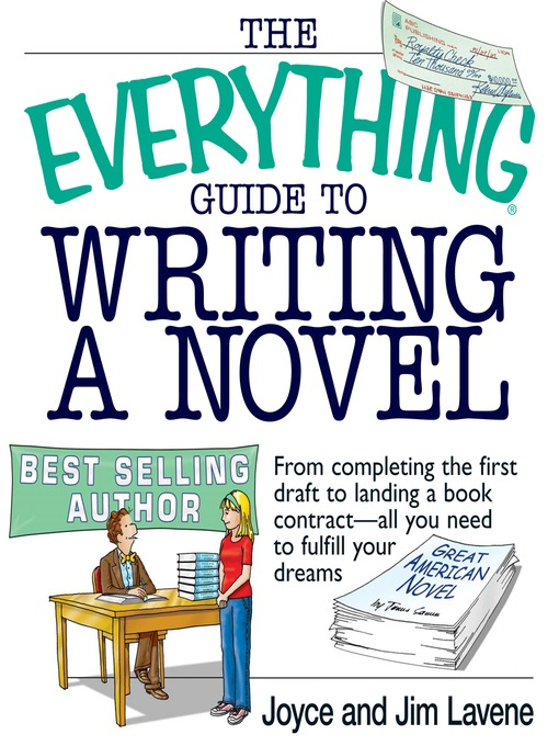 Title details for The Everything Guide To Writing A Novel by Joyce Lavene - Available