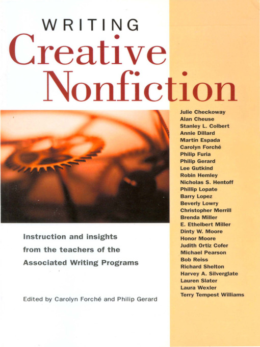 non-fiction creative writing essays