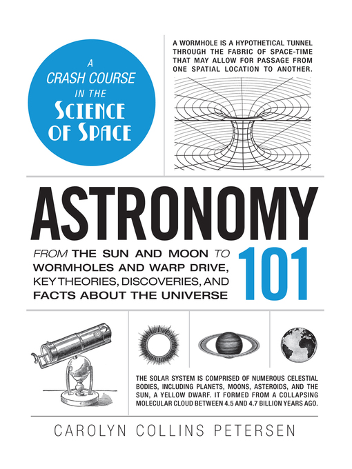 Cover image for Astronomy 101