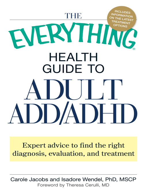 health adhd adult relationships