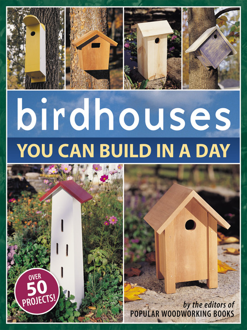 Title details for Birdhouses You Can Build in a Day by Popular Woodworking - Available