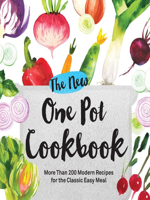 Title details for The New One Pot Cookbook by Adams Media - Available