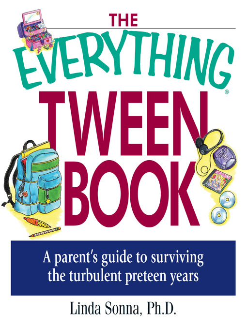 Cover of The Everything Tween Book