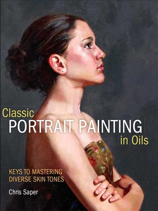 Title details for Classic Portrait Painting in Oils by Chris Saper - Available