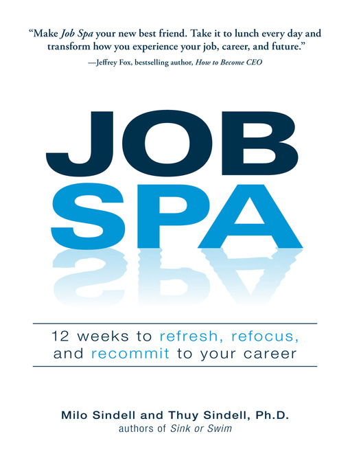 Title details for Job Spa by Milo Sindell - Available