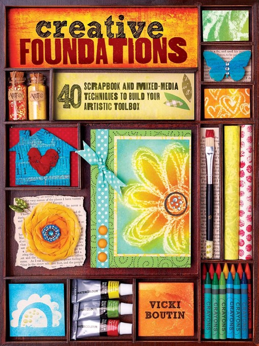 Title details for Creative Foundations by Vicki Boutin - Available