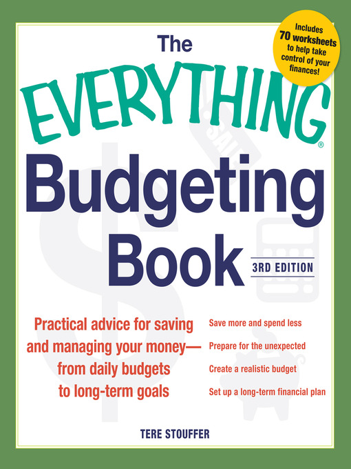 Title details for The Everything Budgeting Book by Tere Stouffer - Available